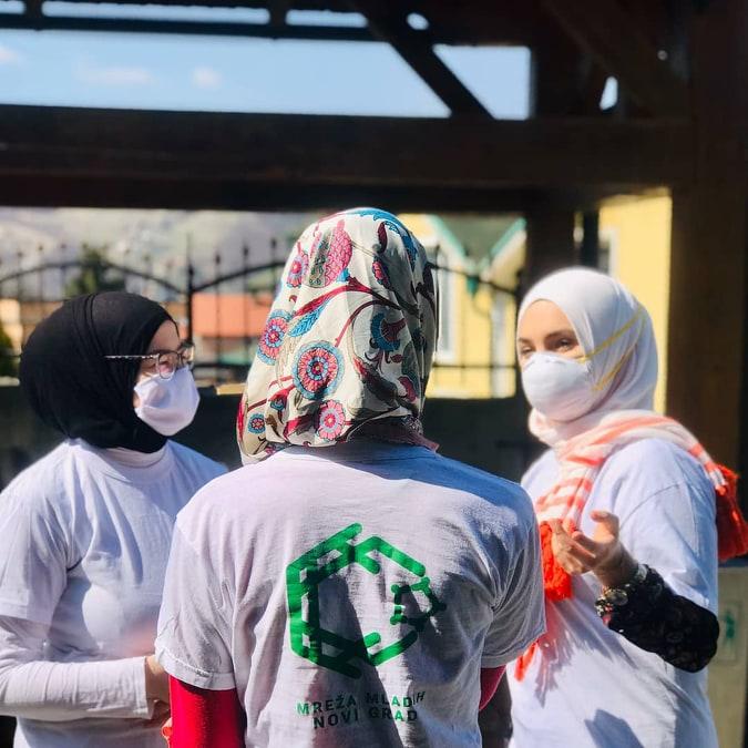Bogate aktivnosti Mreže mladih Novi Grad u vrijeme pandemije