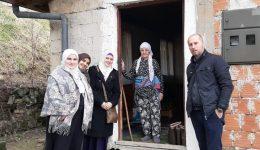 """Ured za društvenu brigu: Projekat """"Pomoć starijim i iznemoglim osobama – kućna njega"""""""