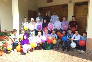 Džemat Nahorevo: Bajramske čestitke