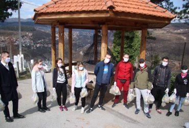 Mreža mladih Stari Grad: Završena akcija podjele hljeba starijim licima, podijeljeno 4611 hljebova