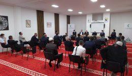 Ramazanska posjeta muftije sarajevskog i radni sastanak sa imamima MIZ Sarajevo