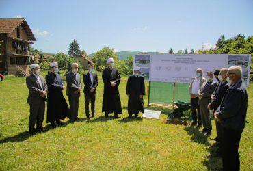 Položen kamen temeljac: Naselje Rječica uskoro dobija džamiju