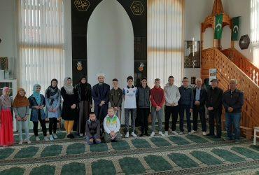 U džematu Crna Rijeka prvi puta učena sabahska mukabela