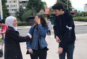 Mreža mladih Novi Grad Sarajevo: Obilježen Dan bijelih traka