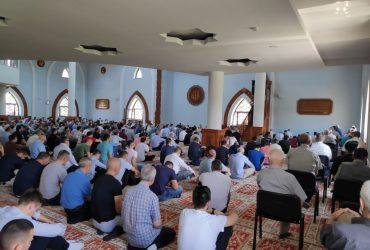 Glavni imam održao hutbu u Istiqlal džamiji: Zaštićeni mjeseci su vrijeme našeg smirivanja, propitivanja i sazrijevanja