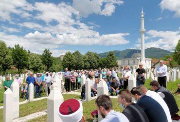 Džemat Grivići: Obilježavanje godišnjice stradanja džematlija džemata