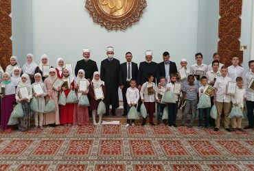 Svečana promocija i dodjela svjedodžbi polaznicima Škole hifza na punktu Istiklal džamije