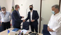Potpisan Protokol o realizaciji granta vjerskim zajednicama između Općine Centar Sarajevo i Medžlisa IZ Sarajevo
