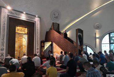 Dr. Abdulgafar ef. Velić: Lijepa riječ, unutarnji mir i briga za zajednicu znakovi su visoke svijesti o Bogu