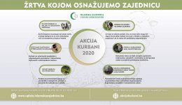"""Akcija """"Kurbani"""": Žrtva kojom osnažujemo zajednicu"""