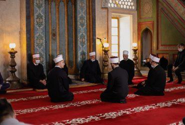 Careva džamija: Proučena hafiska dova hafizu Hamzi Durmiću