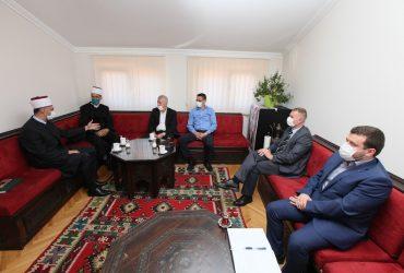 Medžlisi Islamske zajednice Sarajevo i Srebrenica dogovorili saradnju i zajedničko djelovanje u različitim vjerskim, prosvjetnim, kulturnim i humanitarnim aktivnostima