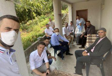 Bajramske posjete: Glavni imam posjetio porodice šehida i narodnog heroja