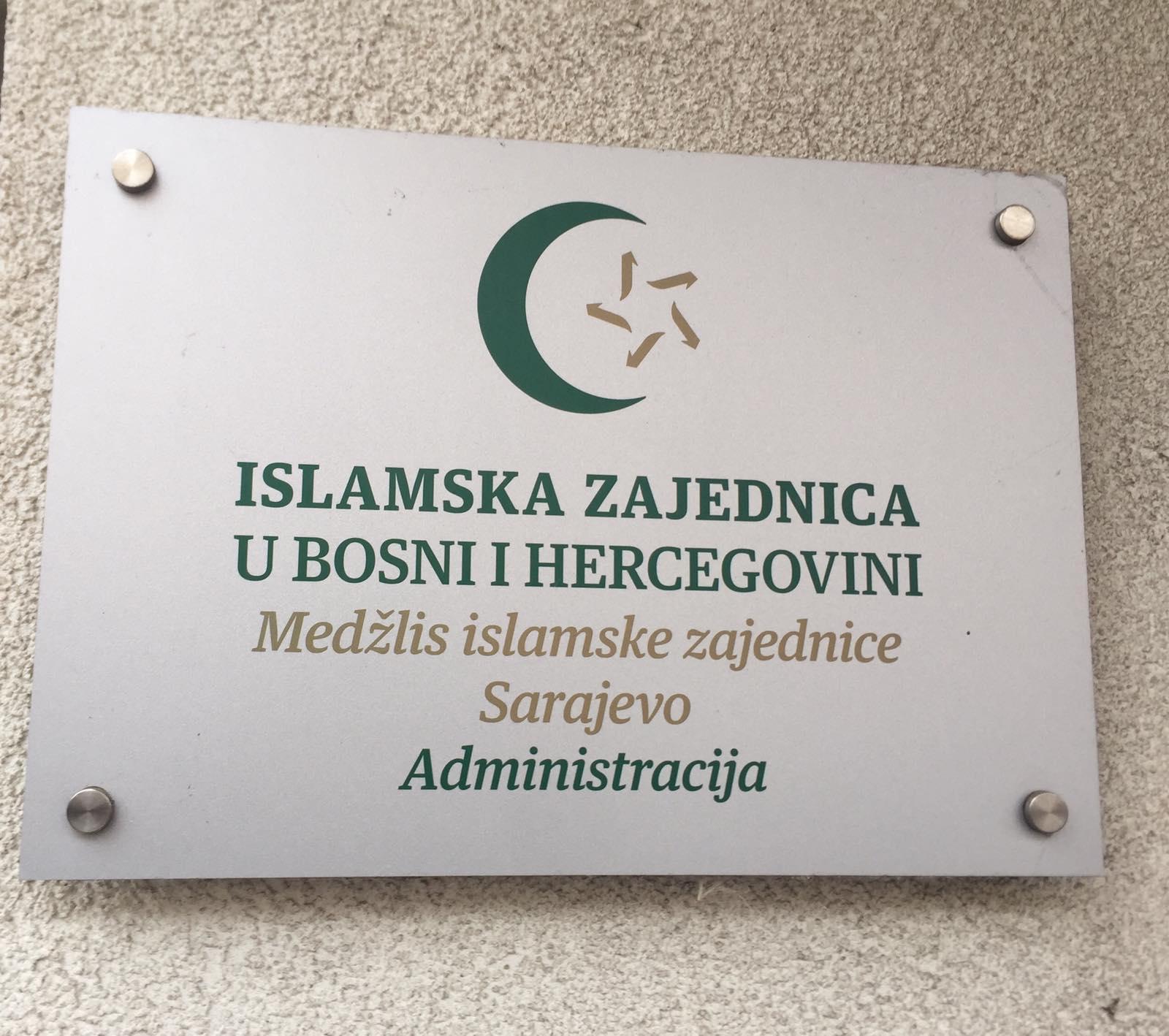 Odgovor Medžlisa Islamske zajednice Sarajevo na neistine Fatmira Alispahića