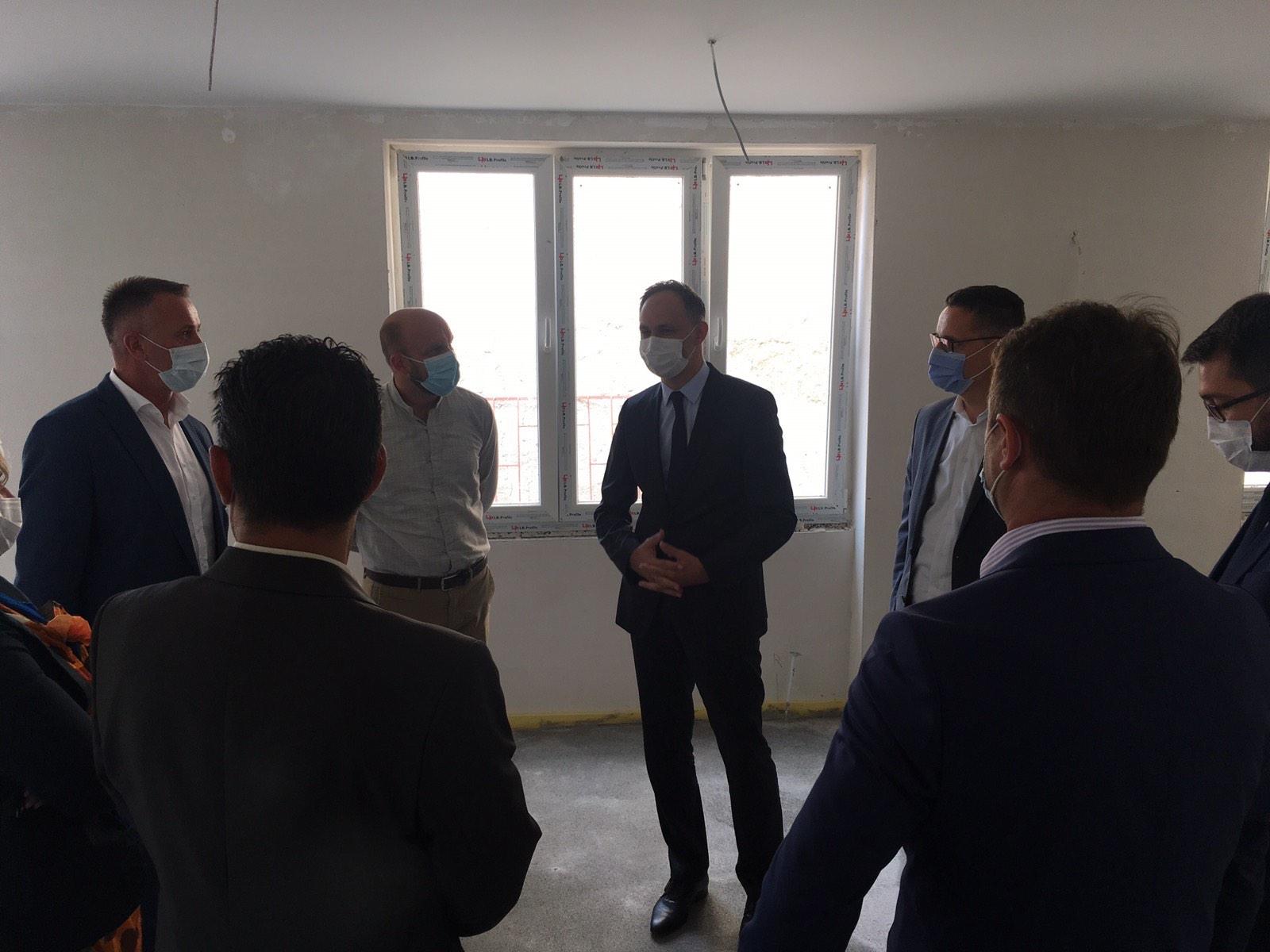 Održan radno-konsultativni sastanak u SN Bjelave: Dobrobit studenata nam je zajednička briga