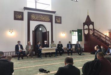 Održan redovni seminar za imame MIZ Sarajevo: Gost muftija sarajevski prof. dr. Enes-ef. Ljevaković