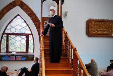Glavni imam održao hutbu u Istiqlal džamiji: Tih govor je prodoran, a lijepa riječ je snažna