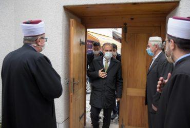 Gradonačelnik Burse posjetio sarajevske mektebe