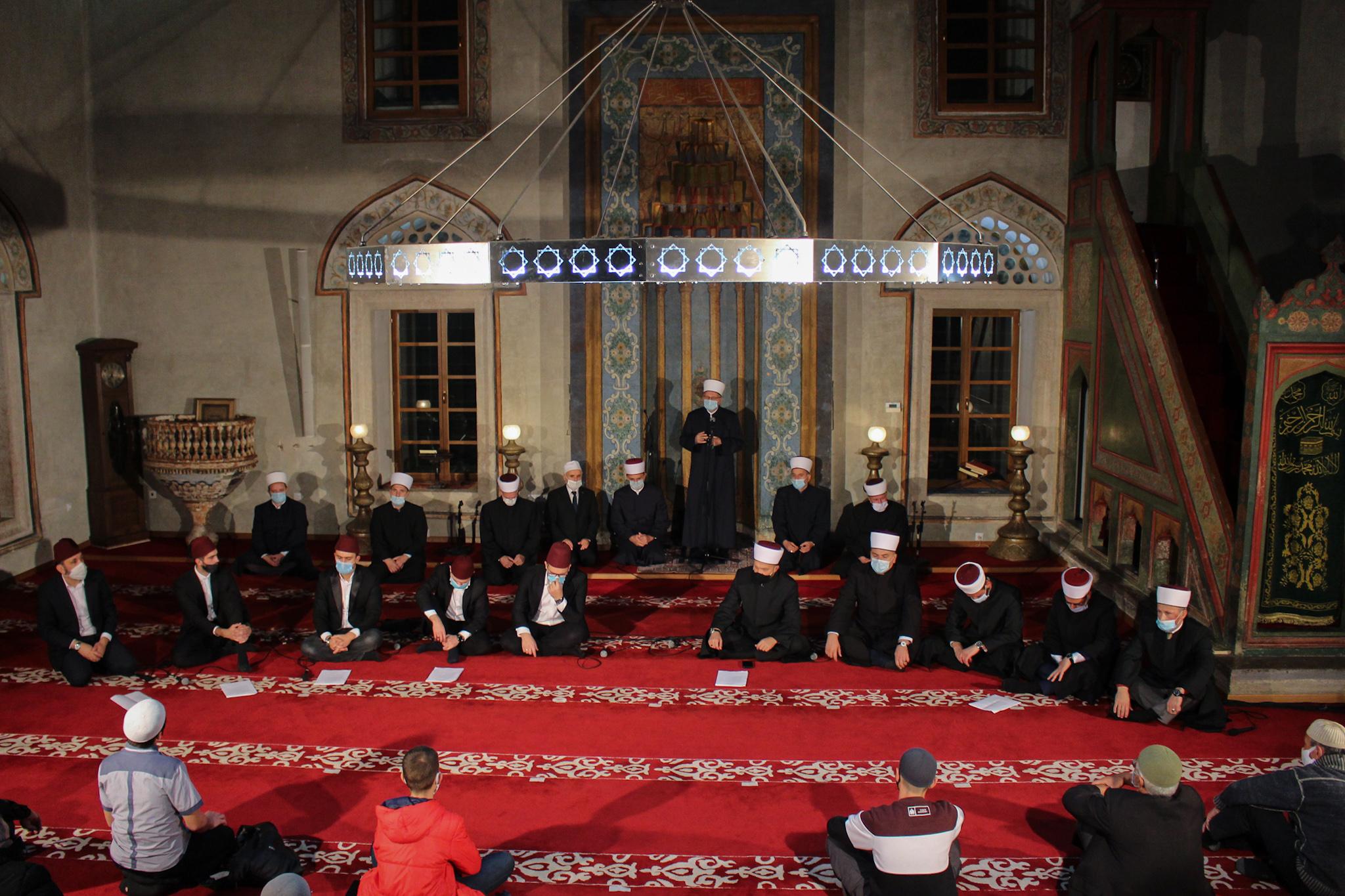 Dani o Allahovom Poslaniku Selam, ya Resulallah: U Carevoj džamiji održan tradicionalni mevlud