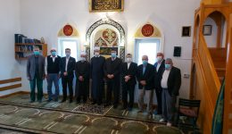 """Godišnjica otvorenja džamije u džematu """"Šanac"""" obilježena brojnim aktivnostima"""