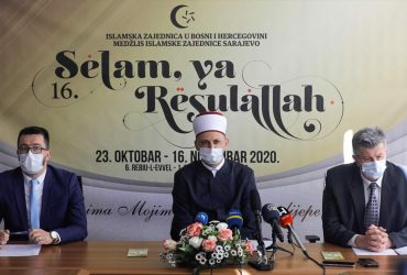 "Sutra počinje manifestacija ""Dani o Allahovom Poslaniku – Selam, ya Resulallah"""