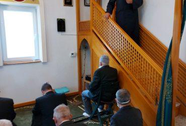Glavni imam održao hutbu u džematu Šanac: Džamije su simboli naše pobjede