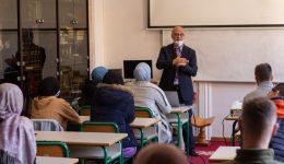 Predavanjima u Carevoj džamiji počeo Kurs islama