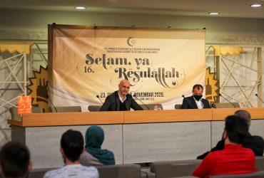 Dani o Allahovom Poslaniku: Dr. Samedin Kadić održao treće predavanje o Muhammed, a.s.