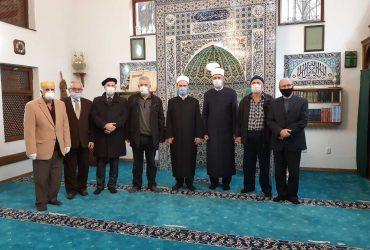 Delegacija MIZ Sarajevo posjetila džemat Soukbunar