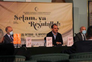 Dani o Allahovom Poslaniku: Promocija knjige i zatvaranje Manifestacije