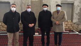 Predstavnici MIZ Sarajevo u posjeti Lubinoj džamiji