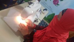 Džemat Teftedarin do: Uspješno okončan kurs šivanja