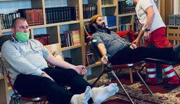 Dobrovoljno darivanje krvi –  izvor dobrih djela