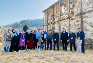 Aktivisti Mreže mladih Ilidža posjetili Foču