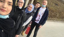 Mreža mladih Novi Grad: Aktivisti obišli bolesne komšije