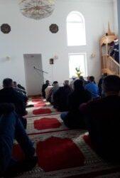 Glavni imam klanjao prvu džumu u džamiji u Ljubnićima