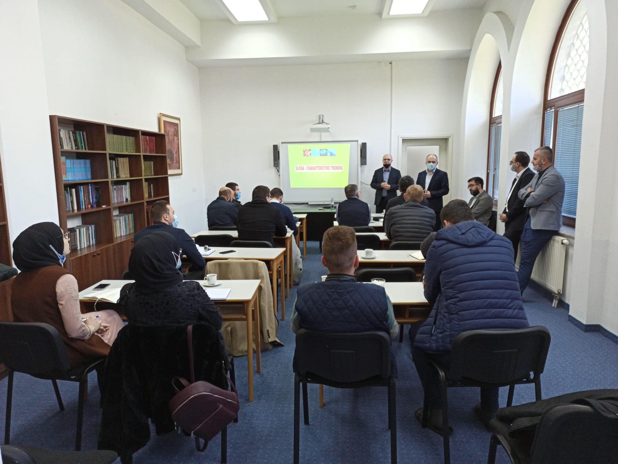 Program edukacije koordinatora Mreže mladih