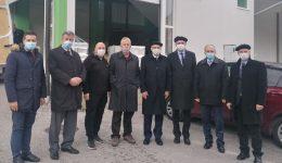 Delegacija Muftijstva sarajevskog i Medžlisa IZ Sarajevo posjetili kompaniju GAMEHA