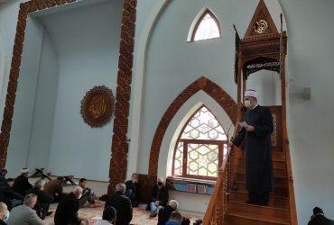 Glavni imam održao hutbu u istiklal džamiji:  Ovo je za nas najdragocjenije i najvažnije životno vrijeme