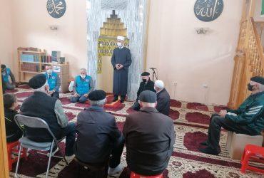 Posjeta glavnog imama MIZ Sarajevo i atašea za vjerska pitanja Republike Turske povratničkim džematima  Kijevo i Trnovo