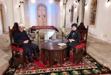 Muftija Enes Ljevaković gost Ramazanskih večeri: Ramazan je poseban univerzum