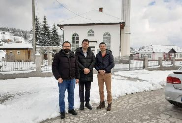 Posjeta socijalno-ugroženim porodicama na području džemata Srednje i Crna Rijeka
