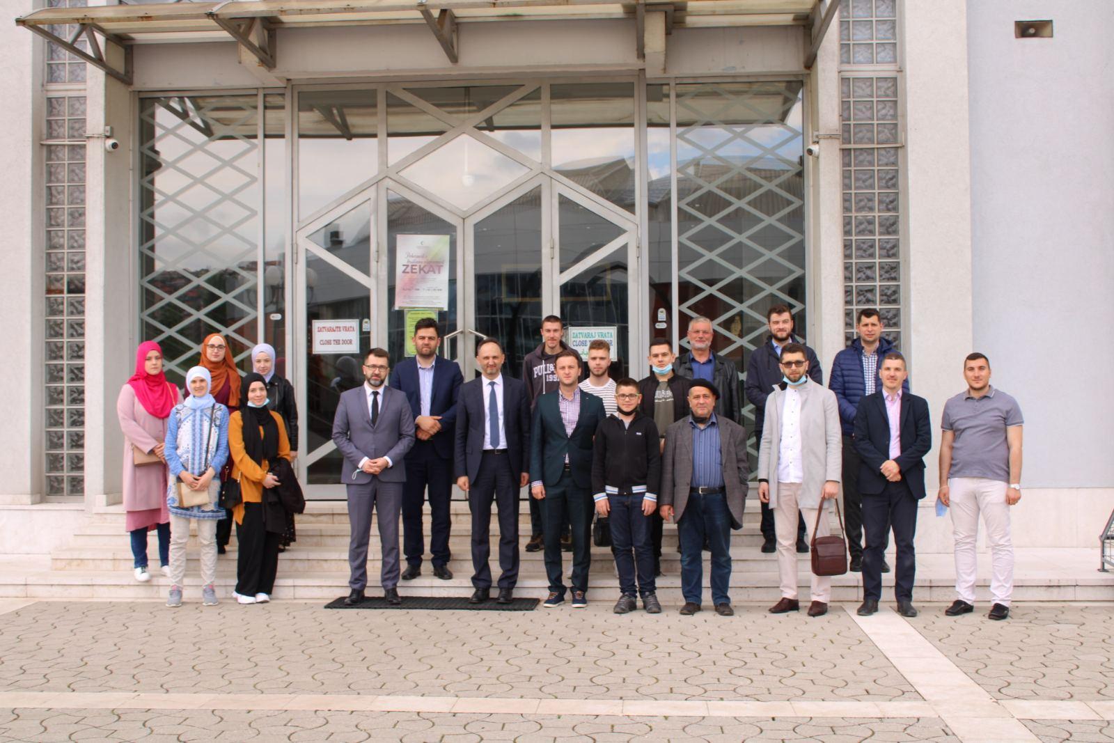 Mreža mladih: Organizirano 500 posjeta posljednji dan ramazana