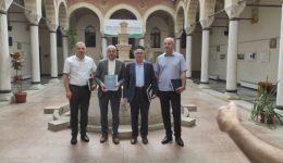 Na Fakultetu islamskih nauka magistrirao imam Sultan Fatihove-Careve džamije hafiz Sadrudin-ef. Išerić