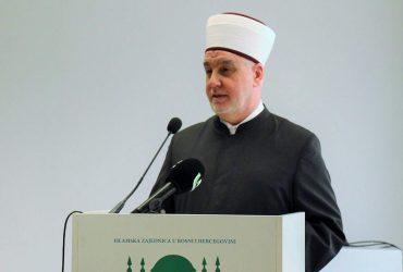 Reisu-l-ulema: Vjeroučitelji su primjer da su ljudi najbolji kapital Islamske zajednice
