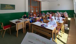 Džemat Vogošća: Ljetna škola Kur'ana i sufare