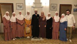 Džemat Nahorevo: Aktivnosti povodom Nove 1443. hidžretske godine