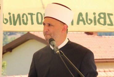 Glavni imam održao hutbu u Solunu MIZ Olovo: Budimo prave sahibije svoga vatana