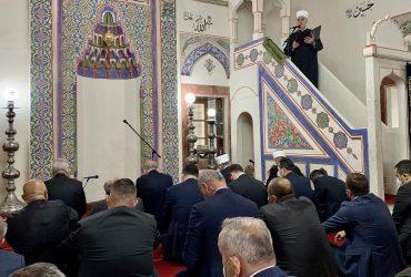 Reisu-l-ulema na hutbi u Čaršijskoj džamiji: BiH će biti dobra i prosperitetna evropska zemlja