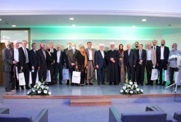 Na Svečanoj akademiji povodom 50 godina IIN Preporod uručeno priznanje i sarajevskom imamu mr. Muhamed-ef. Veliću